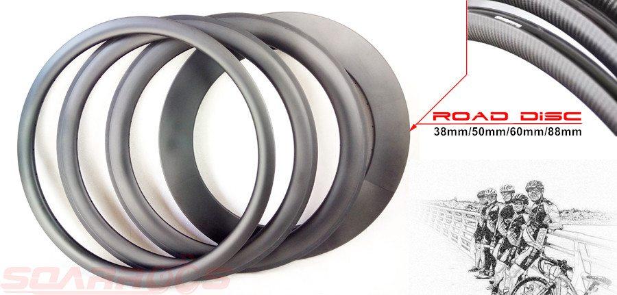700c road disc rim
