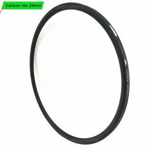 Road bike rims 700c clincher rims 20.5mm wide 20/24/28 hole carbon tubular rim cheap bike rims for sale