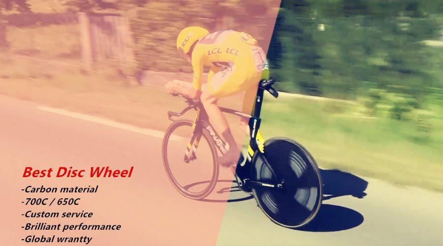 Disc wheel Bike 2