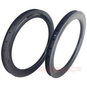 18 inch bike rims 40mm clincher BMX bike wheels U shape 25mm width BMX rims for sale