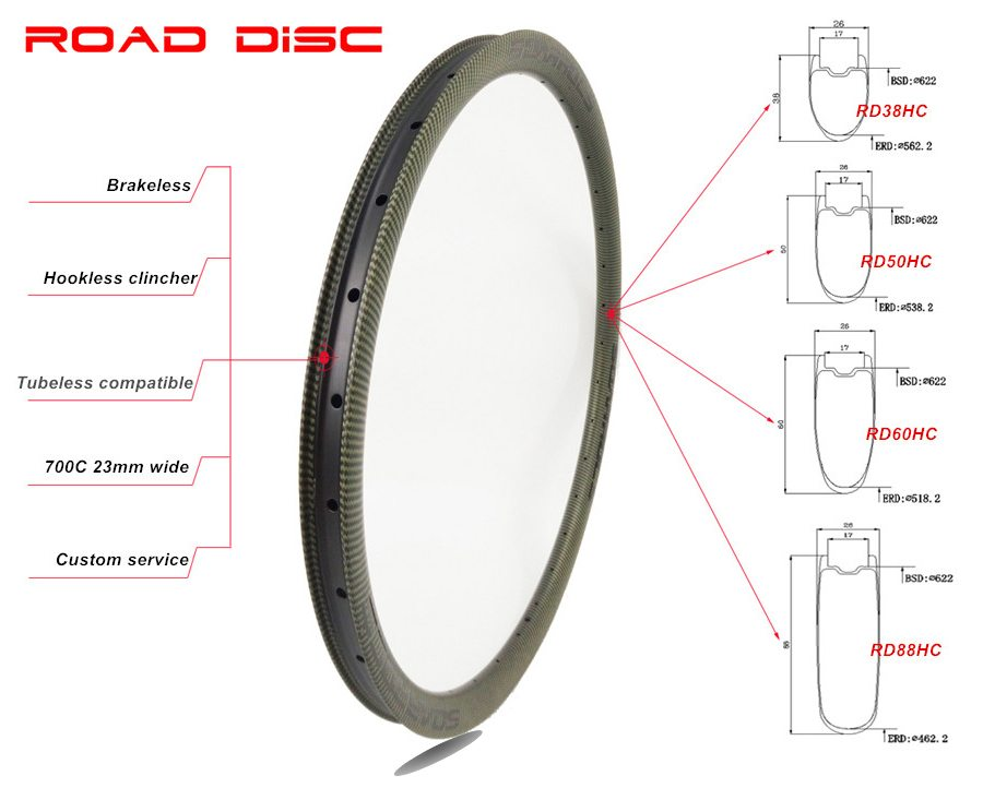Road Disc
