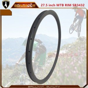 27.5 inch MTB rims SR3432M275 best mtb rims for carbon mountain bike mtb wheelset 27.5