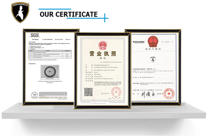 SoarRocs Certificates